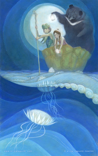 Moondrops - Erika Taguchi-Newton