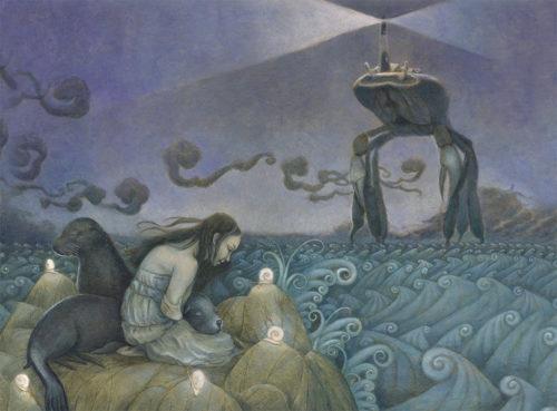 Lost Selkie by Erika Taguchi-Newton